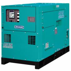 Дизельные генератор Denyo DCA-45ESI купить