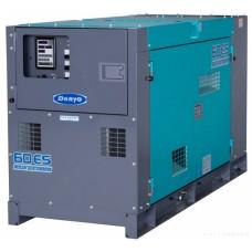 Дизельные генератор Denyo DCA-60USI3 купить