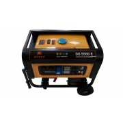 Бензиновый генератор GG5500E