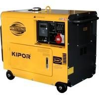Дизельные генераторы KIPOR